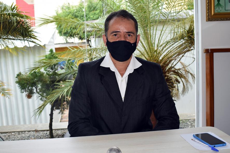 Ricardo de Muliquim quer Calçamento em Paralelepípedo nas ruas do Bairro Bela Vista e Bairro do Cruzeiro