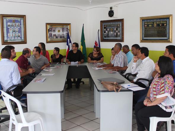 Vereadores participam de audiência sobre PEC 287