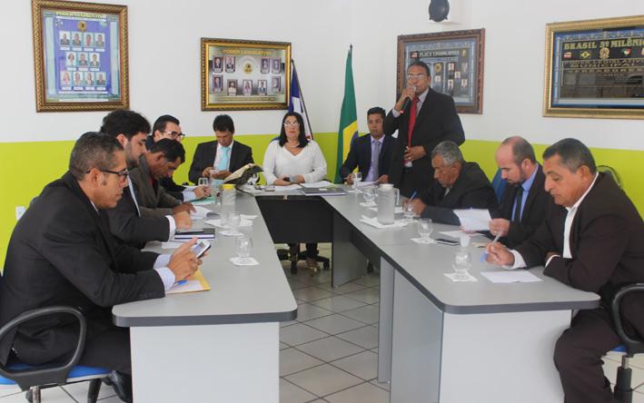 Vereadores de Baixa Grande realizam duas sessões no mesmo dia afim de aprovarem projeto que beneficia da comunidade