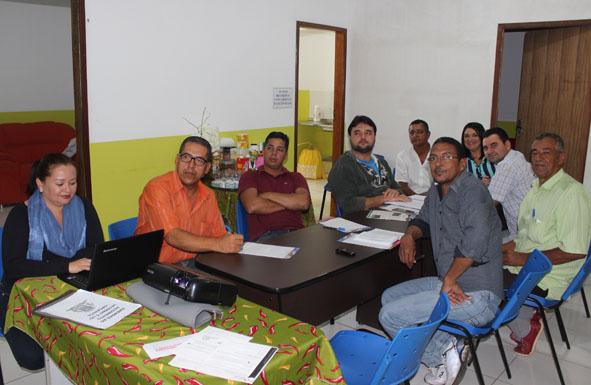 Vereadores de Baixa Grande se intensifica em reunião de reforma na Lei orgânica Municipal