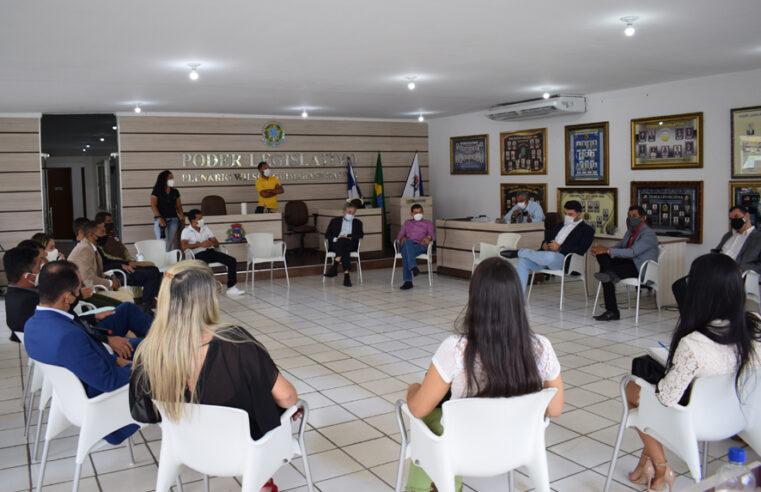 Presidente da Câmara de Baixa Grande convoca autoridades para discutir combate a covid-19 no município