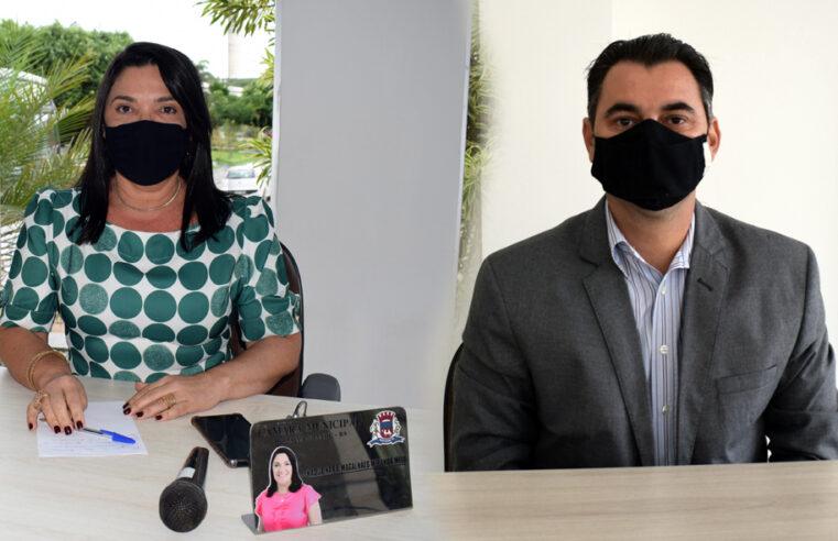 Najinha e Amós quer doação de Cesta Básica para Famílias Carentes em Baixa Grande