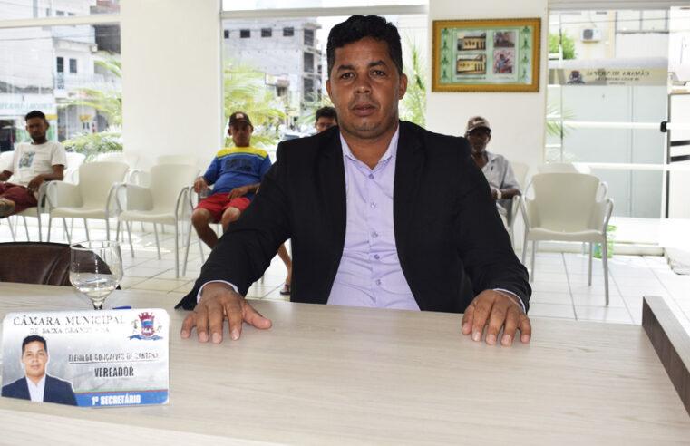 Baixa Grande: Vereador Elenildo Gonçalves de Santana, indica projeto de Lei para isentar dívida de IPTU
