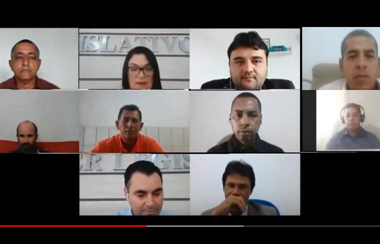Baixa Grande: Câmara realiza primeira sessão virtual