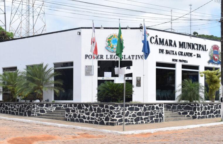 Formada as três comissões na Câmara de Vereadores de Baixa Grande